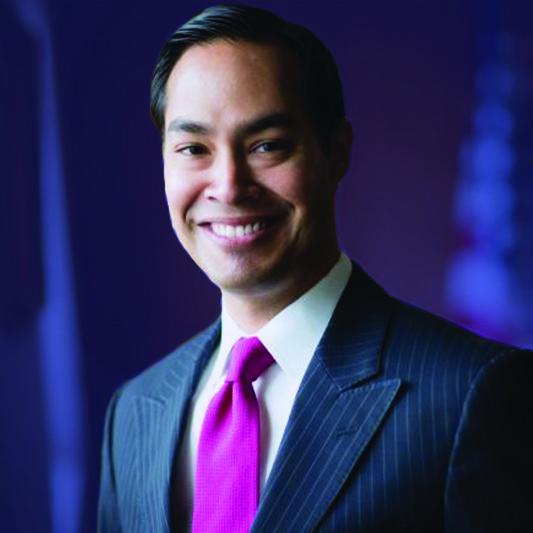 Portrait of Julian Castro